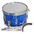 Pearl マーチング・ドラム(ブルー・メタリック)