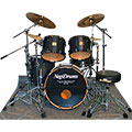 Negi Drums ドラム・セット(カーボン)