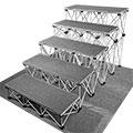 ROADREADY レンタルステージ用ステップ5段