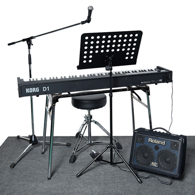 セット商品 ピアノ弾き語りセットS