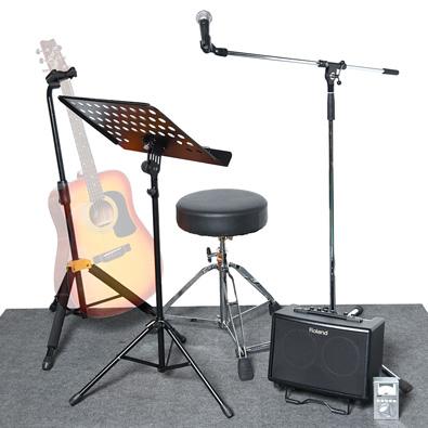 セット商品 路上ギター弾き語りセット