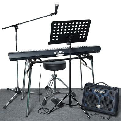 セット商品 路上ピアノ弾き語りセットS